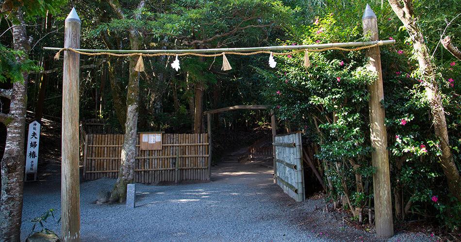 八重垣神社について