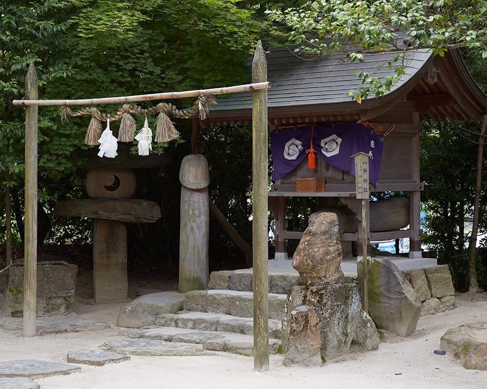 山神神社(御祭神 大山祇命)